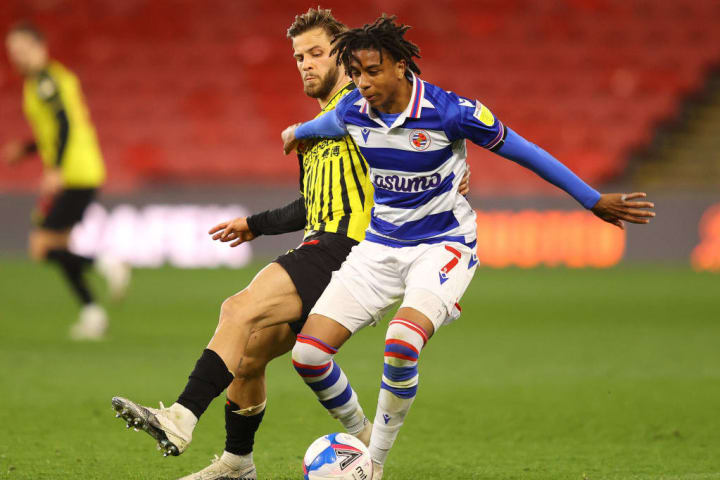 Reading developed Michael Olise before selling him to Crystal Palace