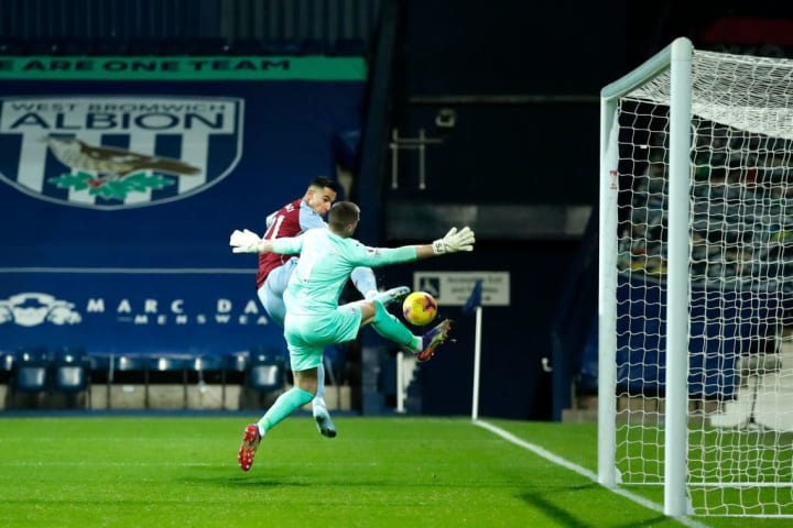 Johnstone was outwitted by El Ghazi