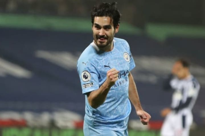 Ilkay Gundogan was a driving force at a crucial time for Man City