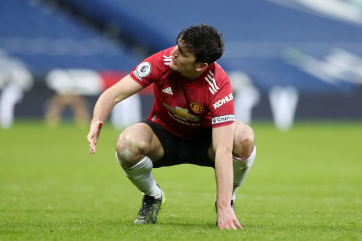 Maguire & Man Utd need to ask questions of themselves...not referees