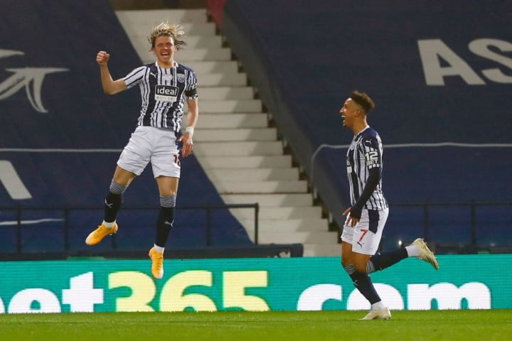 Conor Gallagher scored the winning goal vs Sheffield United