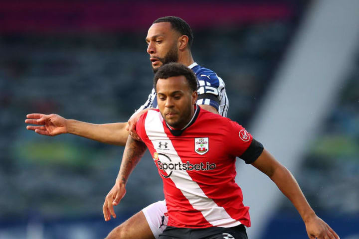 Ryan Bertrand is on the verge of joining Leicester