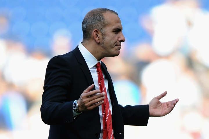 Paolo Di Canio did not go as Sunderland hoped