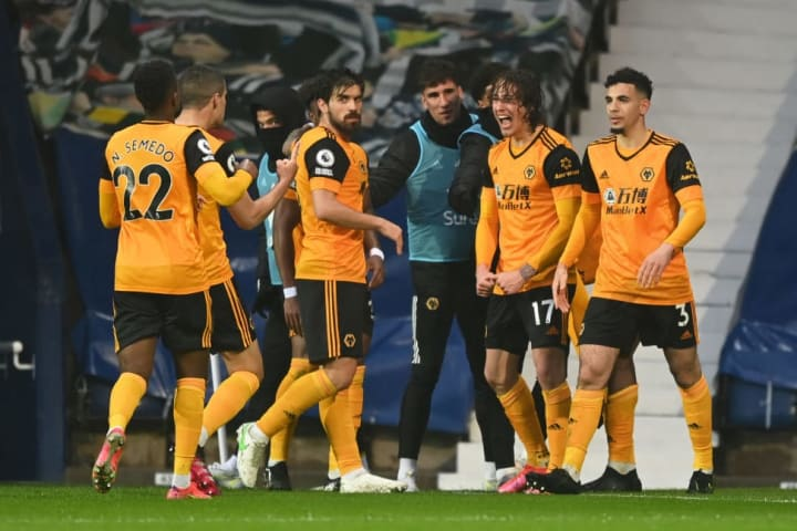 Wolves have fallen short of their own recent standards this season
