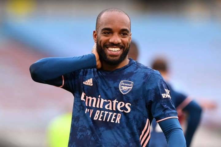 Mikel Arteta has confirmed Alexandre Lacazette's situation at Arsenal will be addressed in the summer