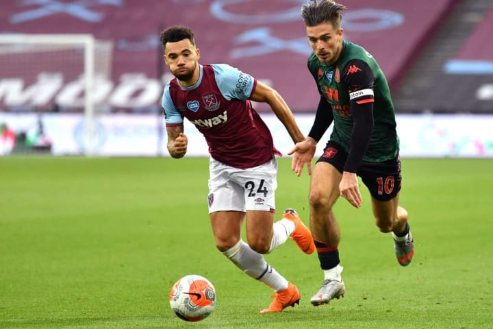 Grealish is by far Villa's most important player.