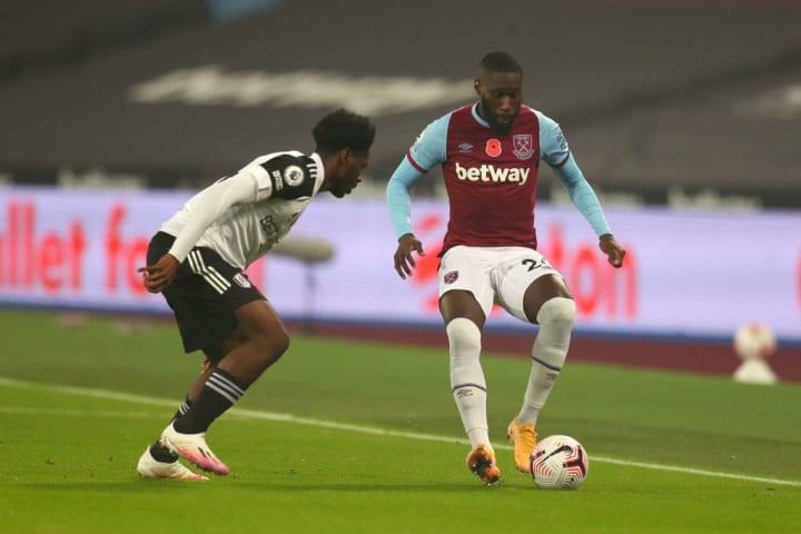 Arthur Masuaku has enjoyed a fine return to form for the Hammers