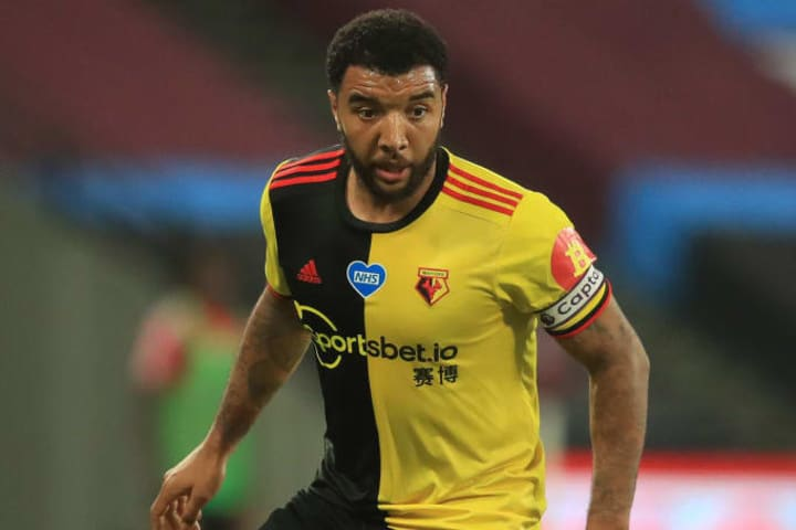 Watford captain Troy Deeney has been linked with several moves back to the Premier League from the relegated Hornets