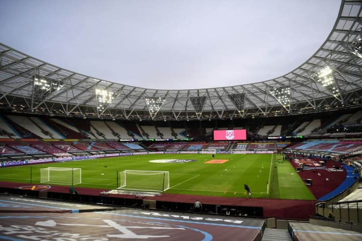 The London Stadium will be empty again