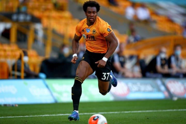 Adama Traoré affiche une musculature incroyable, lui permettant de briller en Premier League