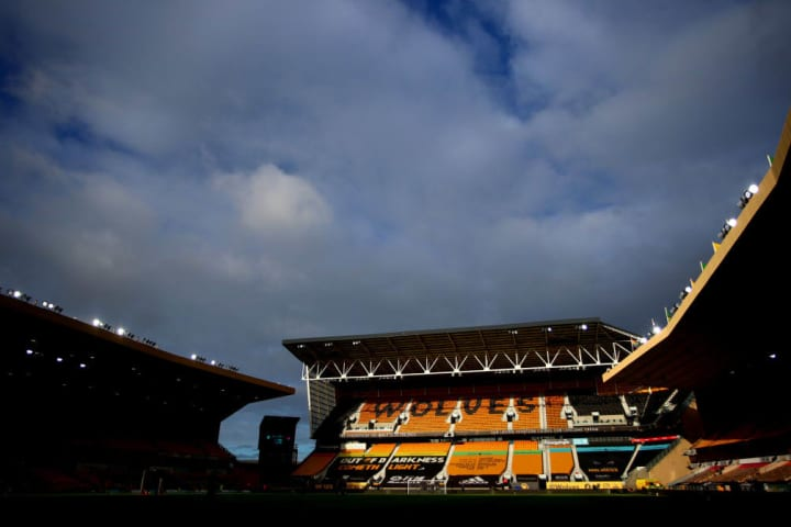 Molineux will host Sunday's game
