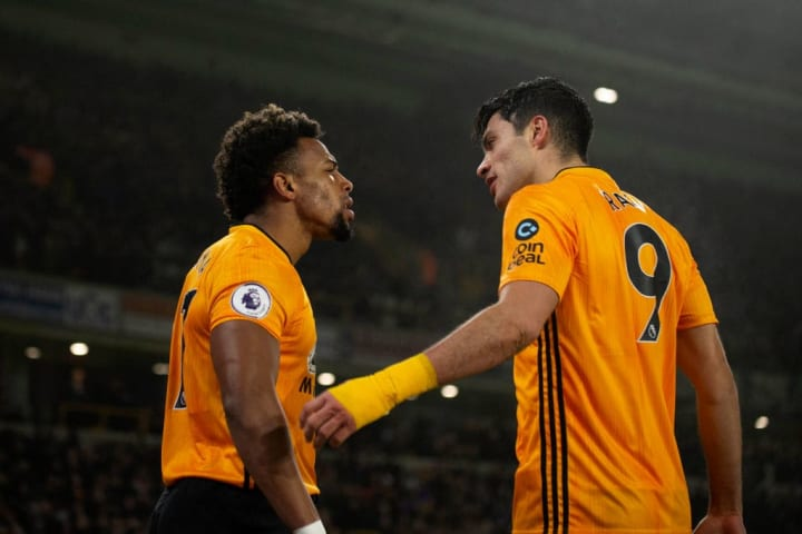 Wolves' two star assets have been linked with moves away from the club in the next transfer window