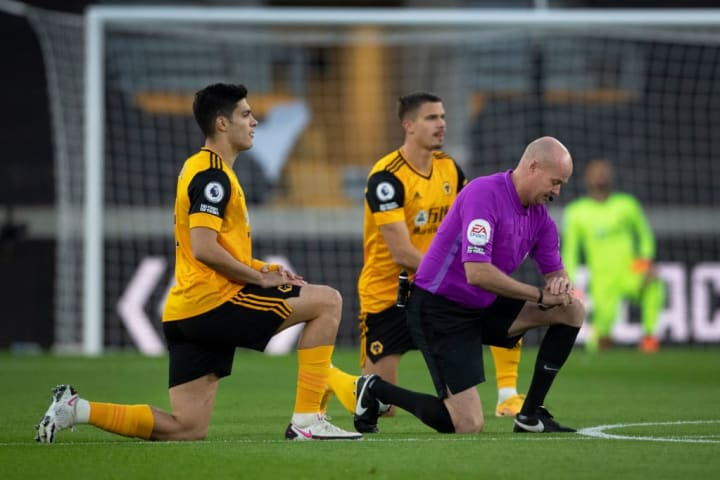 Wolves conceded late on to Newcastle in their recent 1-1 draw.