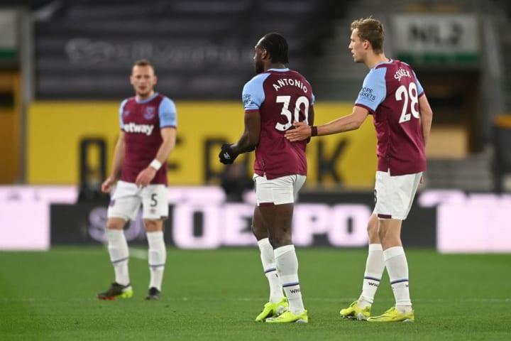 Michail Antonio injury could dent West Ham's top four push