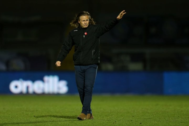 It's goodbye to the Championship for Gareth Ainsworth's side