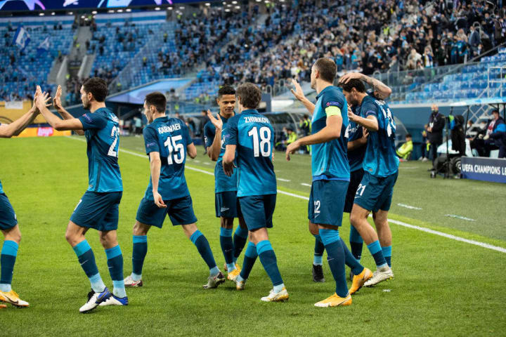 Zenit's Europa League dream is still alive and kicking