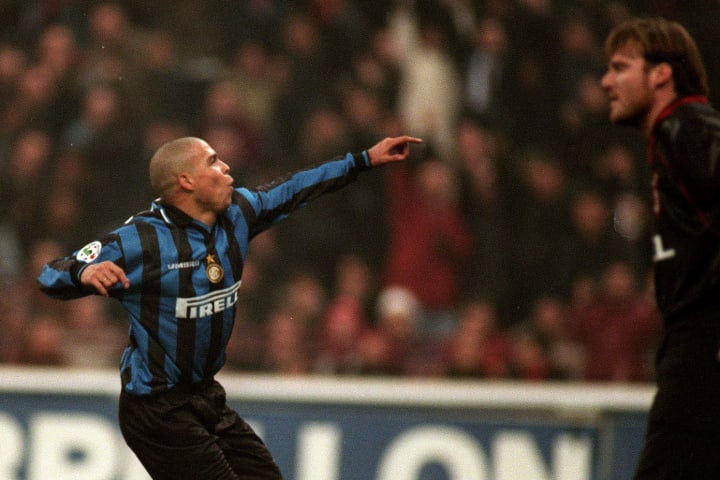 Ronaldo was unstoppable at his peak