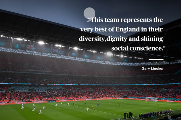 Gary Lineker | The Power of England | The Players' Tribune