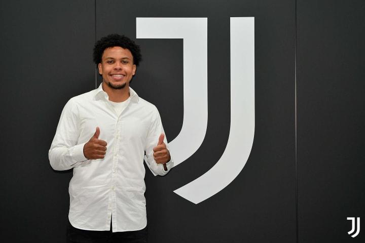 Weston McKennie / Juventus