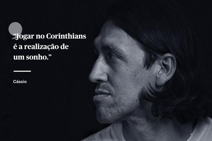 Cassio The Players Tribune Corinthians