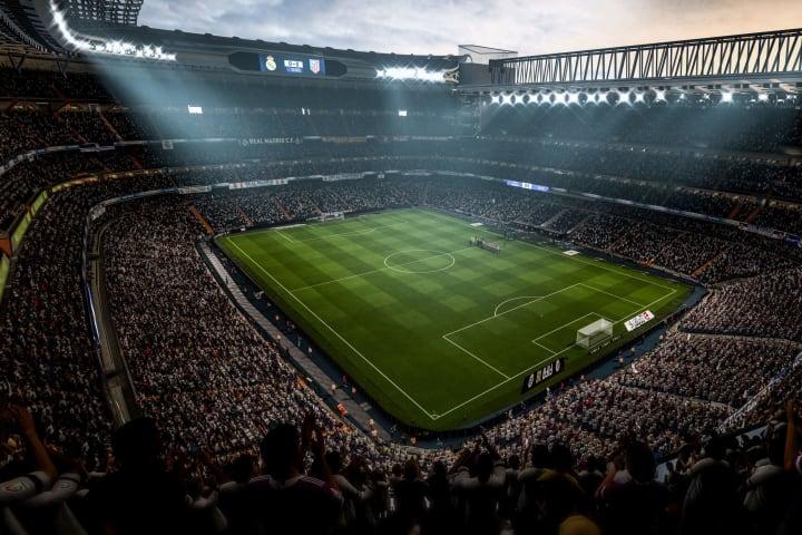 La lista completa degli stadi presenti all'interno di FIFA 21