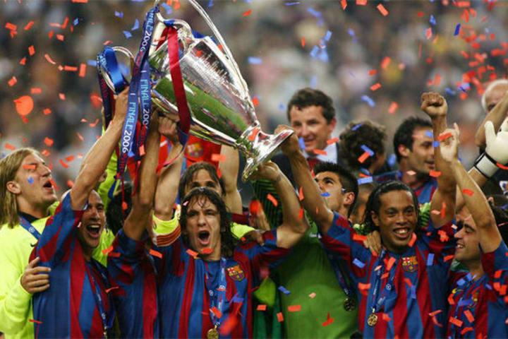 Los únicos 5 equipos que salieron campeones de la Champions League sin perder ningún partido 5