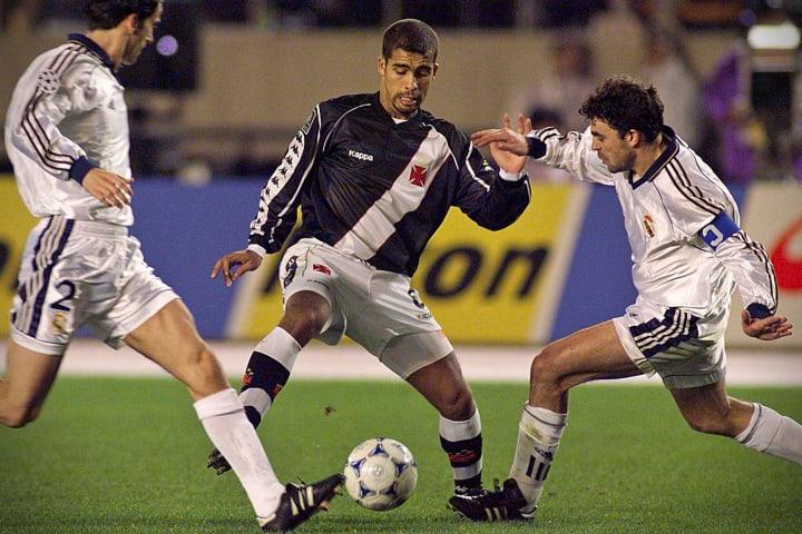 Felipe Vasco Real Madrid Mundial de Clubes