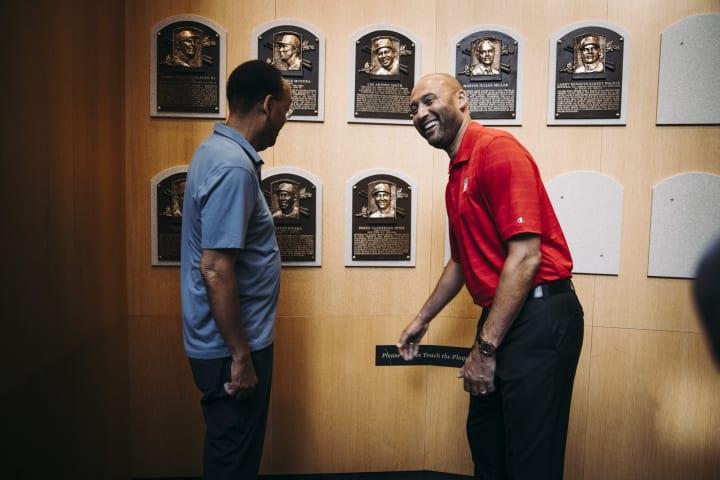 Derek Jeter | Baseball Hall of Fame | The Players' Tribune