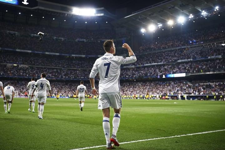 Cristiano Ronaldo CR7 Real Madrid Portugal Astro