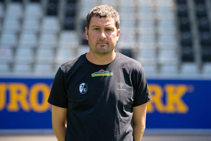Andreas Kronenberg wird neuer Torwarttrainer beim DFB-Team