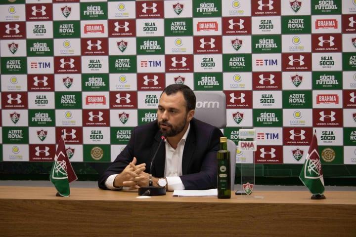 Fluminense quer renovar com Dodi, um dos destaques do time na temporada.
