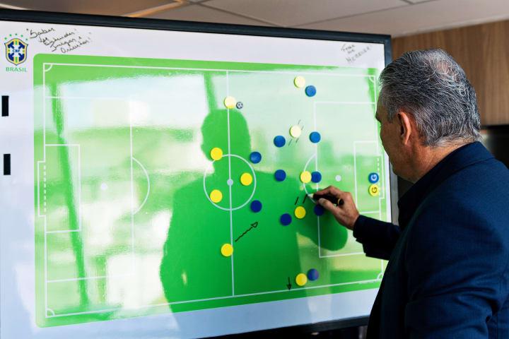tite seleçao brasileira the players tribune