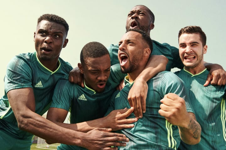 adidas' support is invaluable at grassroots level