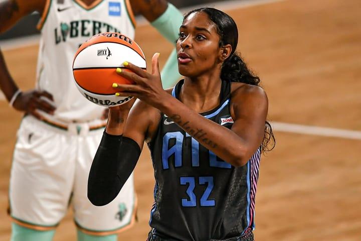 Cheyenne Parker   Atlanta Dream   The Players' Tribune