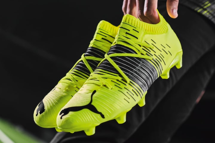 The silhouette is optimised for playmakers