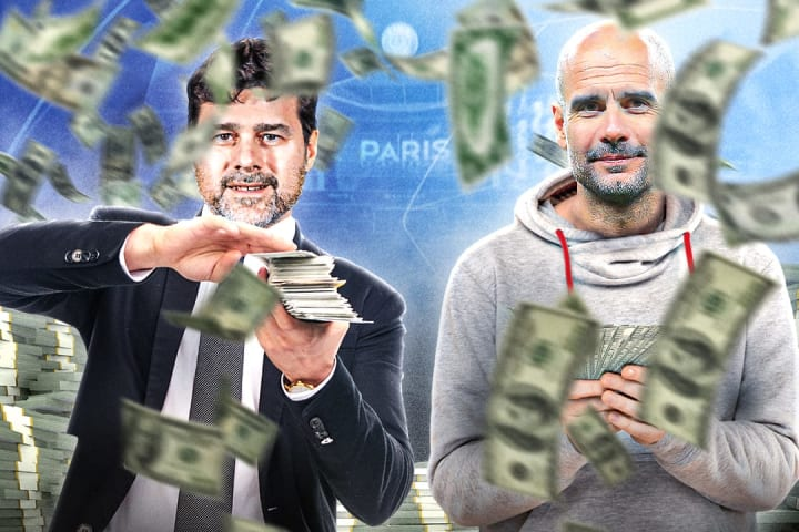 Das reichste Spiel des Planeten: PSG vs. Man City