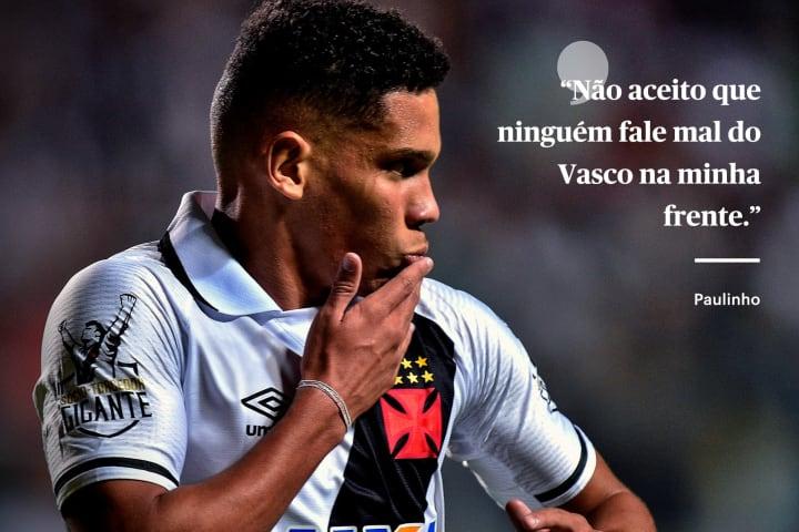 Paulinho Vasco primeiro gol Atletico