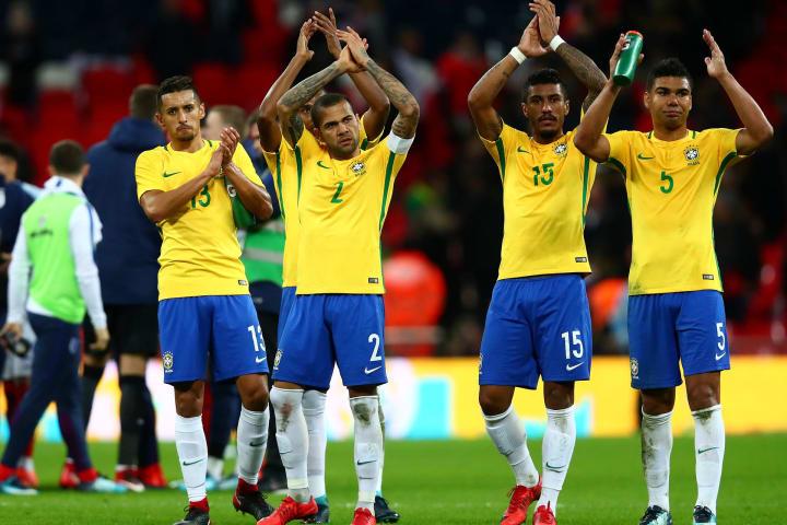 Daniel Alves Alma Seleção Brasileira Copa do Mundo Lateral Barcelona Juventus PSG São Paulo