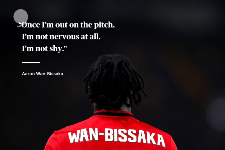 Aaron Wan-Bissaka | Manchester United F.C. | The Players' Tribune