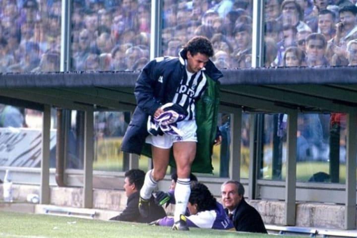Baggio era davvero legato alla Fiorentina, e questo gesto lo dimostra