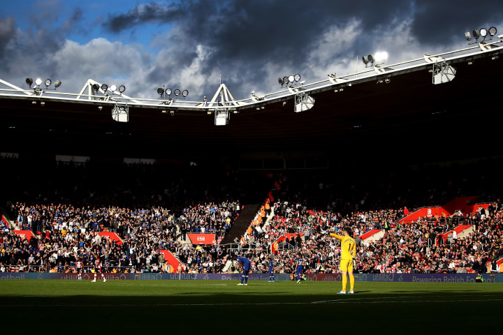 Kepa Arrizabalaga   Chelsea F.C.   The Players' Tribune