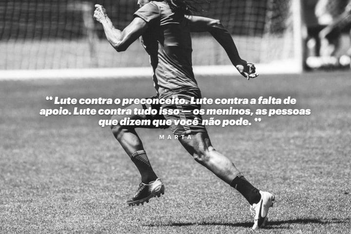 Marta Melhor do mundo Copa Seleção brasileira Futebol feminino