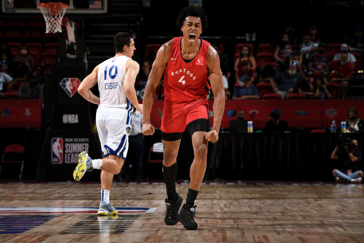 Scottie Barnes   Toronto Raptors   The Players' Tribune