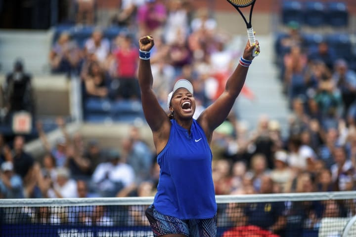 Taylor Townsend | WTA | The Players' Tribune