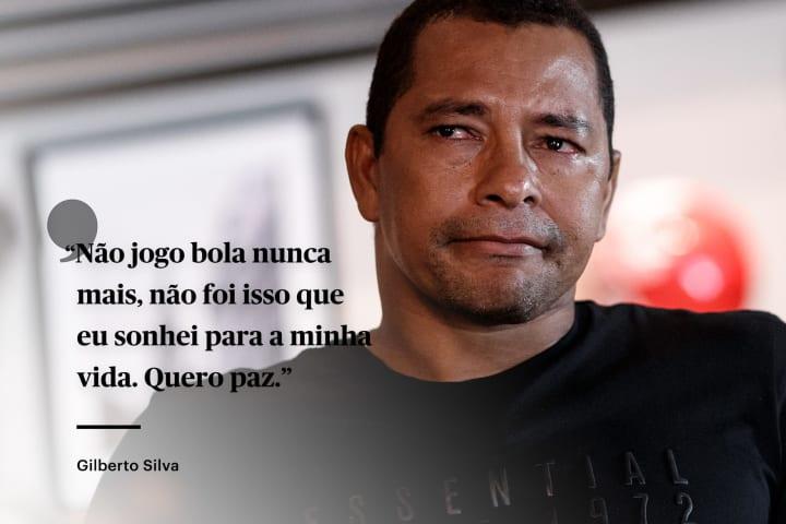 Gilberto Silva | The Players' Tribune