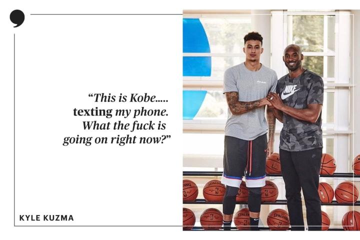 Kyle Kuzma | Los Angeles Lakers | Washington Wizards | The Players' Tribune