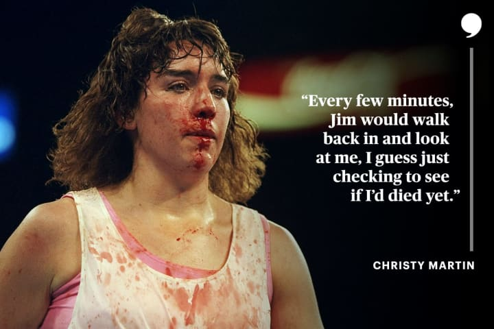Christy Martin | Boxing | Untold | The Players' Tribune