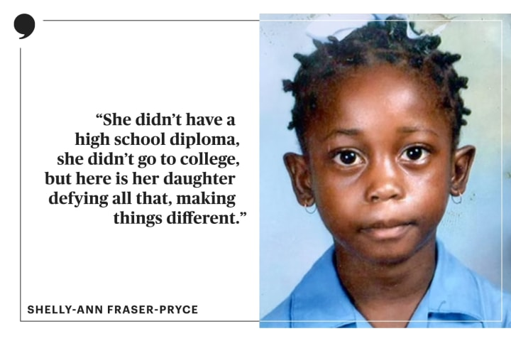 Shelly-Ann Fraser-Pryce   Jamaica Olympic Track & Field   The Players' Tribune