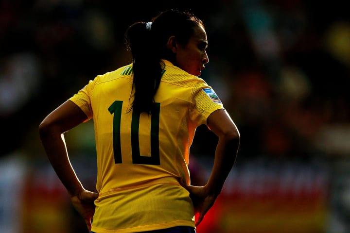 Marta Seleção brasileira Copa do Mundo Melhor Futebol feminino
