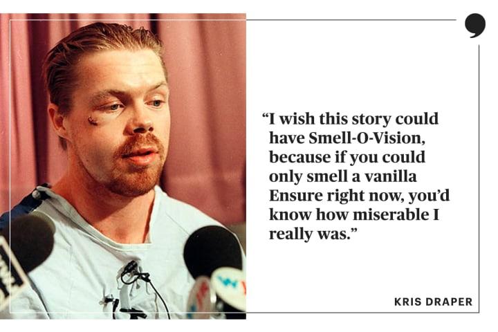 Kris Draper | The Players' Tribune